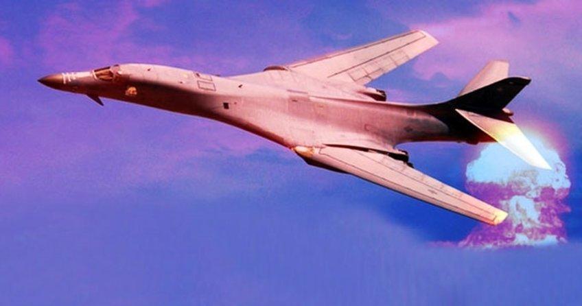 İşte ABD'nin nükleer 'Kıyamet Uçağı'