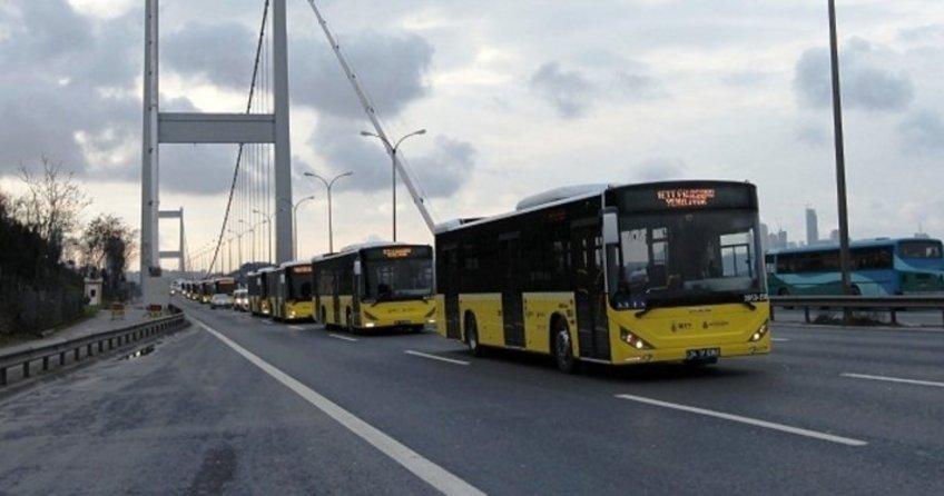 15 ve 16 Temmuz'da İstanbul'da toplu taşıma ücretsiz!