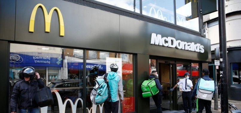 MCDONALDS SLAPPED WITH SEXUAL HARASSMENT LAWSUIT AT OECD