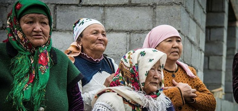 OVER 40,000 AHISKA TURKS GRANTED TURKISH CITIZENSHIP