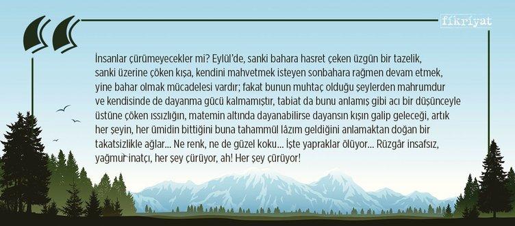 Eylül, Mehmed Rauf
