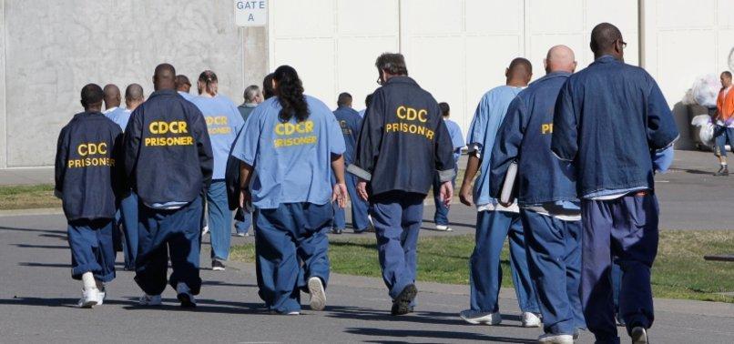 US FEDERAL PRISONS BEGIN 14-DAY CORONAVIRUS LOCKDOWN
