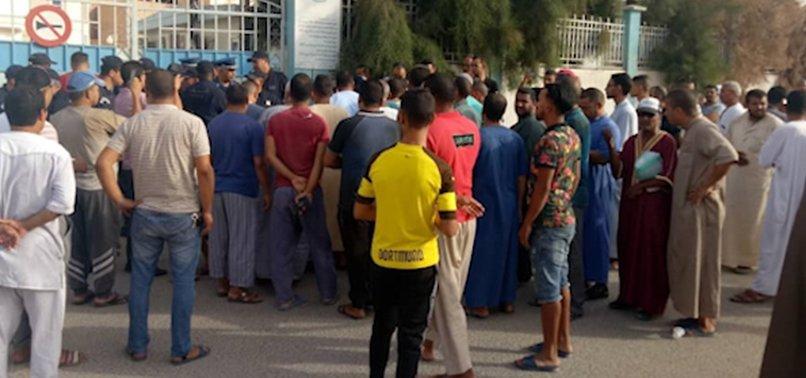 EIGHT NEWBORNS DIE IN MATERNITY HOSPITAL FIRE IN ALGERIA - STATE MEDIA