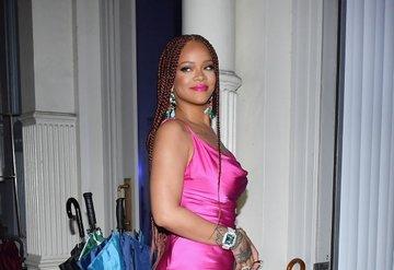 Rihanna New York'ta Fenty mağazasını açtı