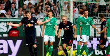 Leipzig top Bundesliga after simple win in Bremen