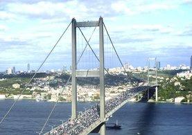 Bayramda köprü ve otoyolların hepsi ücretsiz