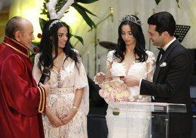 Murat Yıldırım ile İmane Elbani şarkıcı Pitbull'un klibinde oynadı
