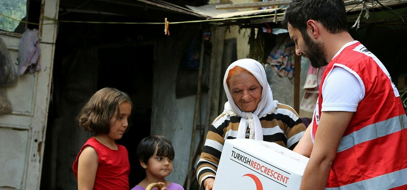 TURKEY MOST CHARITABLE NATION IN 2017: REPORT