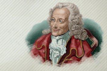Fikrini bilmek cesareti ile harmanlayan Voltaire'den 20 alıntı