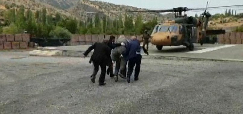 PKK TERRORISTS TARGET VILLAGERS IN TURKEYS ŞIRNAK PROVINCE