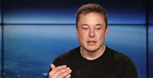 Musk deletes Facebook pages of Tesla, SpaceX