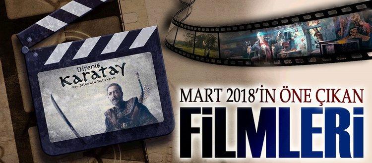 Mart 2018in filmleri!