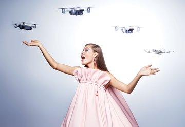 Drones & Dresses