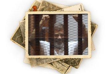 Muhammed Mursi'nin tarihi fotoğrafları