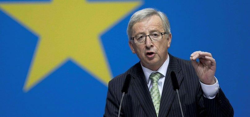 EUS JUNCKER WARNS OF POSSIBLE RETURN TO WAR IN BALKANS