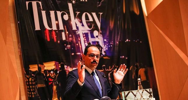 متحدث الرئاسة التركية: التقارب مع روسيا لن يؤثر على علاقاتنا مع أمريكا
