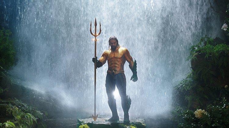 Aquaman / Jason Momoa: Sahne sırası onda