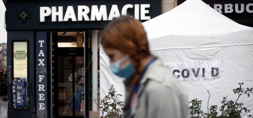 FRANCES CORONAVIRUS DEATH TOLL TOPS 70,000 THRESHOLD