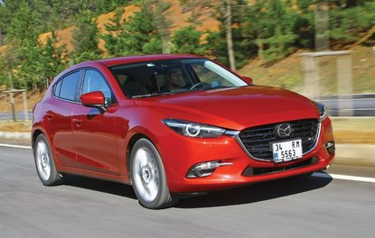 TEST · Mazda3 Hatchback 1.5 SKY-G AT Power