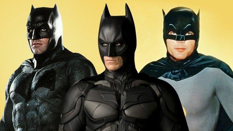 Geçmişten günümüze Batman