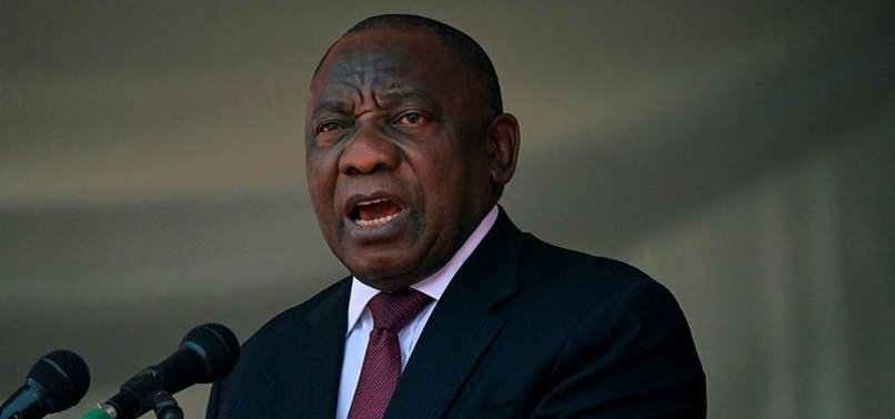 SOUTH AFRICA'S LEADER APOLOGIZES FOR XENOPHOBIC ATTACKS