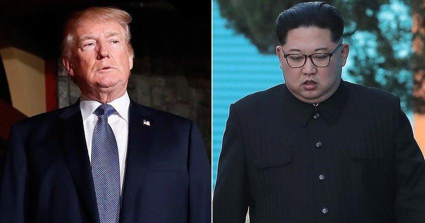Trump-Kim görüşmesinin zaman ve mekanı belli oldu