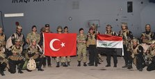 Turkey, Iraq to launch joint military exercise