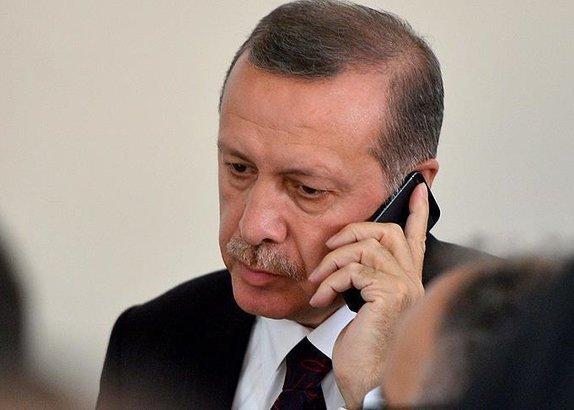 Erdoğandan Kudüs için yoğun telefon diplomasisi