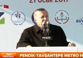 Cumhurbaşkanı Erdoğan: Ne yaptınız diyenler bu sabah cevabını aldı