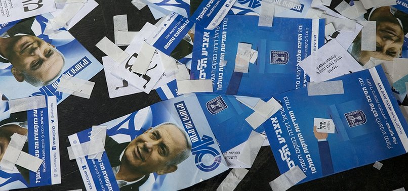 FINAL RESULTS OF ISRAELI POLLS SHOW WIN FOR LIKUD