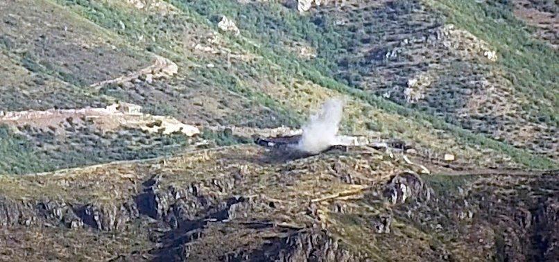 ARMENIA-AZERBAIJAN BORDER FIGHTING ESCALATES; 16 KILLED