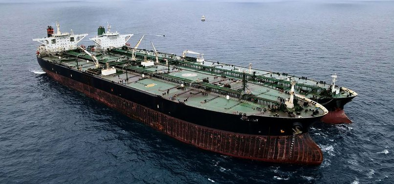 INDONESIA SEIZES IRAN, PANAMA-FLAGGED TANKERS OVER ALLEGED ILLEGAL OIL TRANSFER