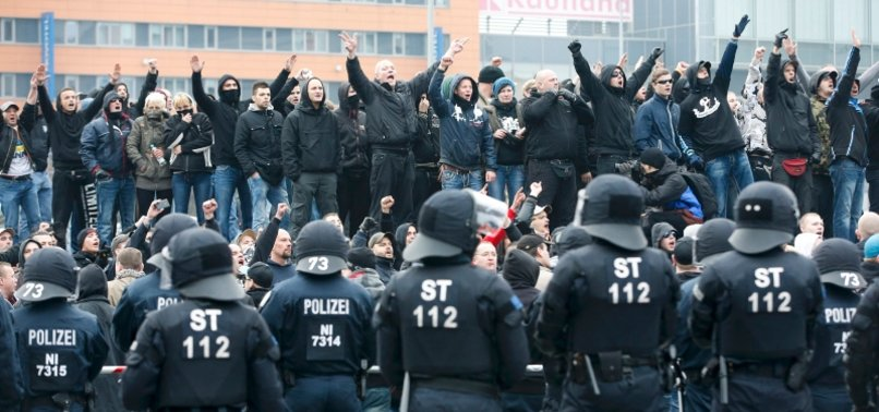 ANTI-LOCKDOWN PROTESTS BOOST FAR-RIGHT EXTREMISM IN GERMANY - BFV