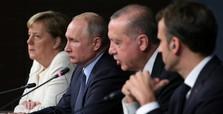 Merkel, Macron want to meet Erdoğan, Putin on Syria's Idlib