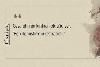 Mutsuzluğun ablukasını kıran Turgut Uyardan 50 alıntı