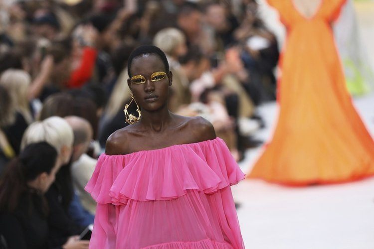 Valentino İlkbahar/Yaz 2020 koleksiyonu