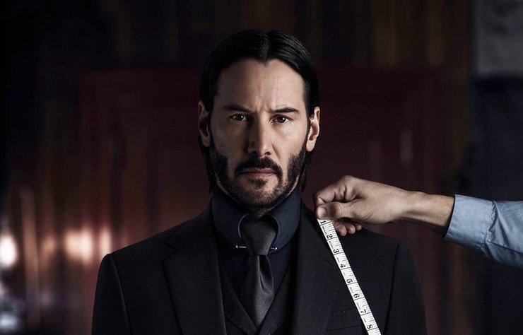 """Keanu Reeves olmasaydı ünlü aksiyon filmi """"John Wick"""" farklı bir isme sahip olacaktı."""