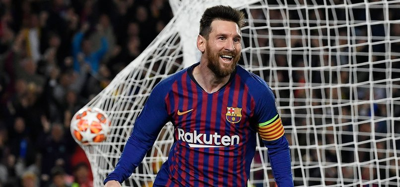 MESSI TOPS FORBES LIST OF HIGHEST-PAID ATHLETES