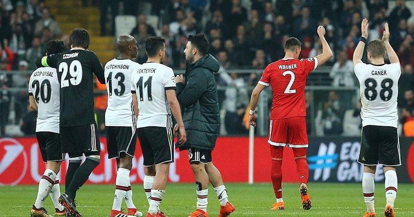 UEFAdan Beşiktaşa disiplin soruşturması