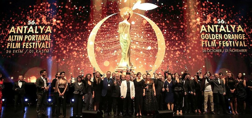 GOLDEN ORANGE FILM FESTIVAL IN ANTALYA DRAWS WIDE AUDIENCE