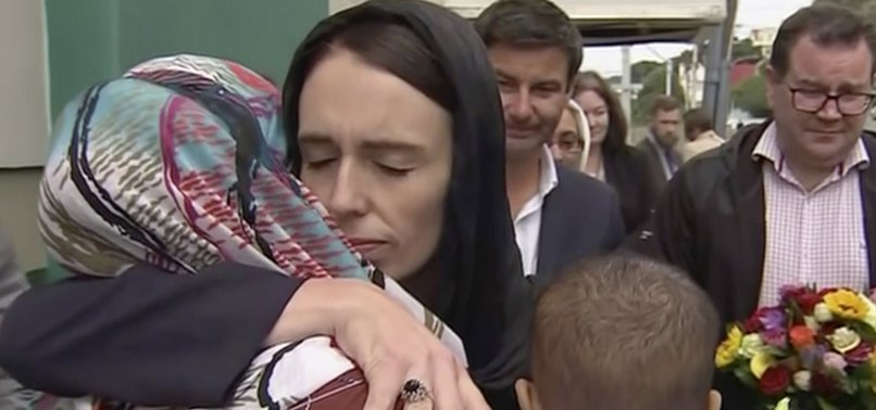 NZ PM URGES TRUMP TO SHOW SYMPATHY AND LOVE FOR MUSLIMS AFTER CHRISTCHURCH TERROR ATTACK