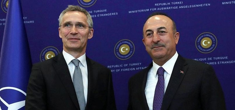 NATO BACKS TURKEYS TRANSPARENCY ON SYRIA OPERATION