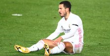 Real star Eden Hazard injured in La Liga match against Alaves