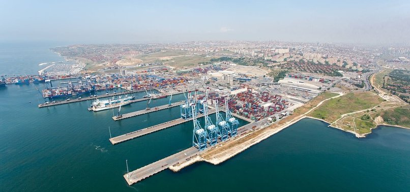 TURKISH EXPORTS UP 6.4% IN JANUARY