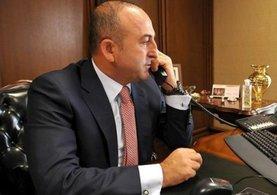 Dışişleri Bakanı Çavuşoğlu, Alman mevkidaşı ile görüştü