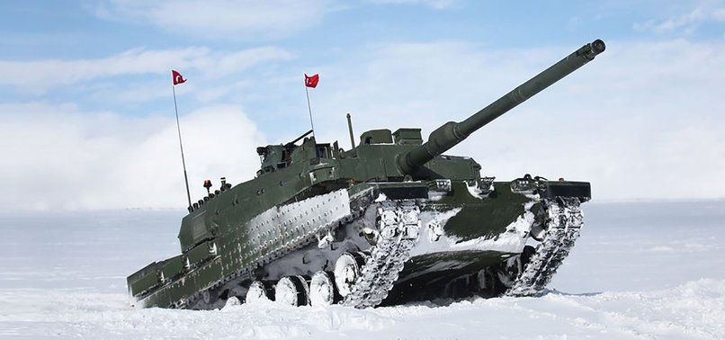 TURKEY SIGNS DEAL FOR PRODUCTION OF TURKISH-DESIGNED ALTAY BATTLE TANK