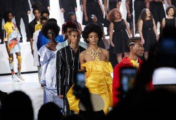Pyer Moss Haute Couture Dünyasına Giriş Yapıyor