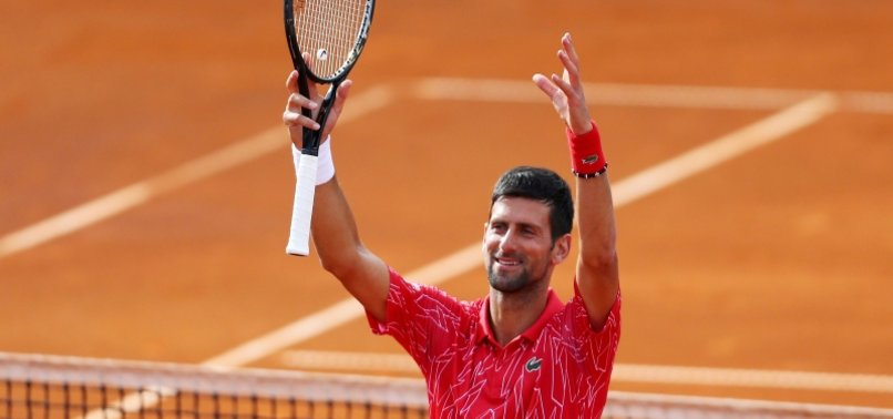 NOVAK DJOKOVIC TO COMPETE IN US OPEN