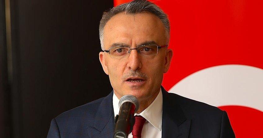 Maliye Bakanı Ağbal: 2B arazi başvurularına ek süre