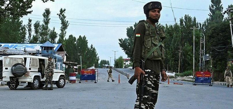 HUMAN RIGHTS WATCH URGES INDIA TO STEP BACK IN KASHMIR
